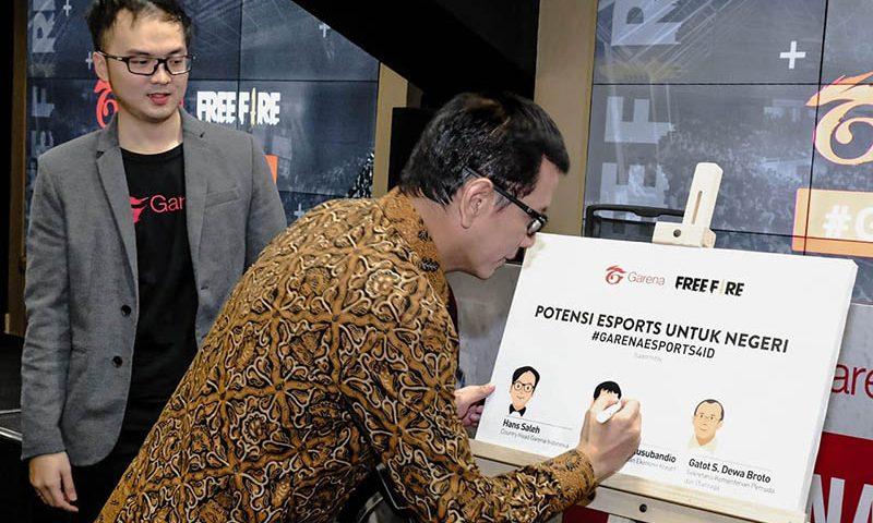 Promosi Wisata Indonesia Melalui E-Sports