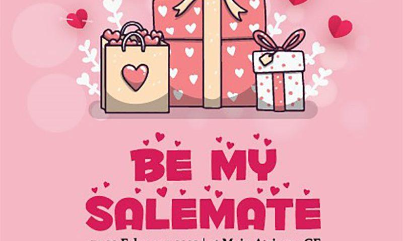 Berburu Hadiah Spesial Valentine di Lotte Shopping Avenue