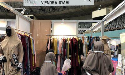 Berburu Hijab di MUFFEST 2020
