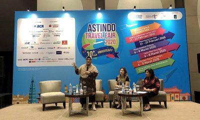 Virus Corona Tak Halangi Gelaran ASTINDO Travel Fair 2020