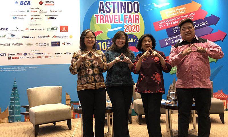 Beli Tiket Pesawat di ASTINDO Travel Fair 2020 Garansi Full Refund