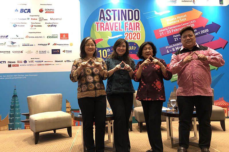 ASTINDO Travel Fair 2020