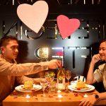 Romantic Nite Dinner di Arosa Hotel