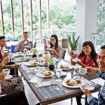 Meeting Sambil Sarapan di The Atrium Hotel and Resort