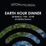 Promo Earth Hour di Aston Kartika Grogol