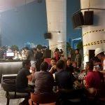 Pesta Perpisahan Sementara Empress China Bar