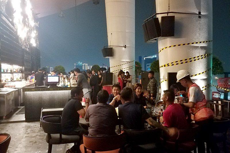 Empress China Bar