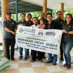 Berbekal Beras, The Atrium Hotel and Resort Sambangi Panti Asuhan Asy-Syams