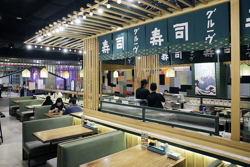 Sushi Groove ISMAYA Group