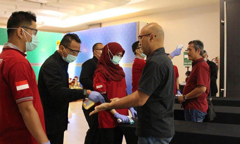 Venue MICE di Jakarta Bersiap Hadapi Penyebaran Virus Corona