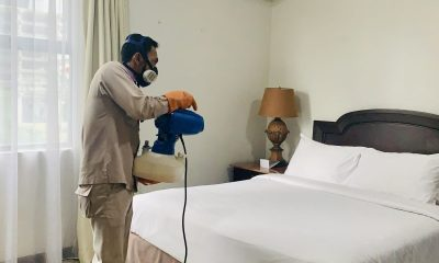 Aryaduta Suites Semanggi Hadirkan Paket Sanitasi