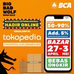 Big Bad Wolf Indonesia Hadir Perdana Secara Online