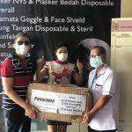 Panorama Foundation Berikan APD Ke Rumah Sakit