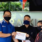 Teraskita Hotel Berikan Bantuan Kepada Sembilan Pekerja Harian