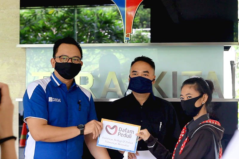 Dafam peduli Teraskita Hotel Jakarta Managed by Dafam