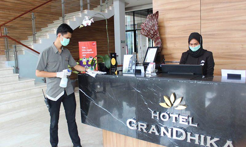 Hotel GranDhika Indonesia Siapkan Langkah Antisipatif Penyebaran Covid-19