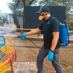 Paket Bersih-Bersih Corona dari Hotel Aviary Bintaro