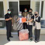 éL Hotel Royale Bandung Berikan APD untuk Tenaga Medis COVID-19