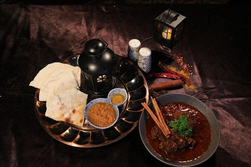 lamb stew indian style The Papandayan
