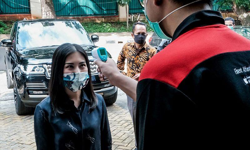 Gerakan Masker Kain Berdayakan Pelaku Ekonomi Kreatif