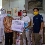 AYANA Bali dan Biznet Bantu Penanganan COVID-19