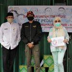 Jakarta Tourism Forum Berikan Bantuan Sembako