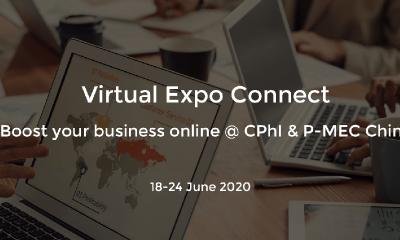 CPhI & P-MEC China Diselenggarakan Secara Virtual
