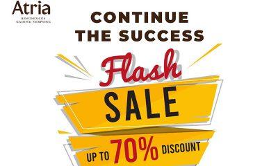 Atria Residences Gading Serpong Luncurkan Program Flash Sale Hingga 70 Persen