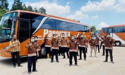 Panorama Kembali Berbisnis dengan Menyewakan Bus