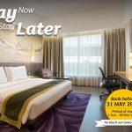 Menginap di Holiday Inn Bandung Pasteur Dengan Paket Pay Now Stay Later