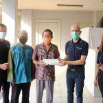 Wyndham Casablanca Jakarta Berbagi dengan Tenaga Medis dan Warga Sekitar