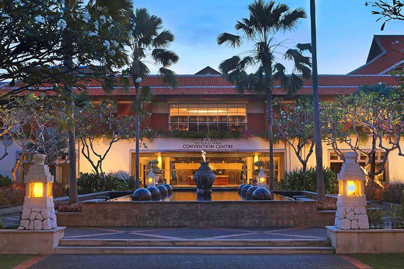 Bali international convention centre westin resort nusa dua
