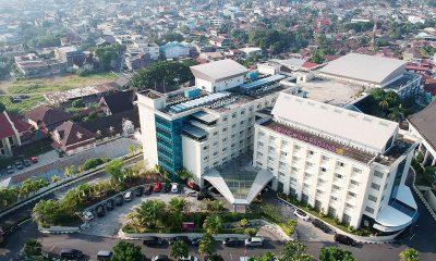 Grand Inna Padang Jadi Hotel Rujukan di Padang