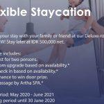 Aston Simatupang Jakarta Luncurkan Paket Flexible Staycation