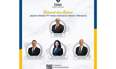 PT HIN (Persero) Umumkan Direktur Pengembangan Bisnis yang Baru