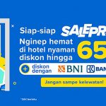 Tiket.com Luncurkan Dua Promo Staycation