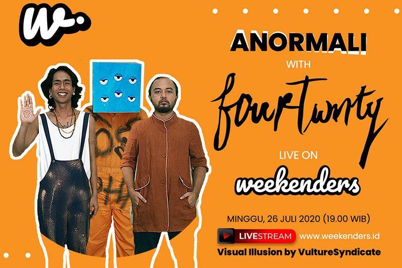 Anormali with Fourtwnty
