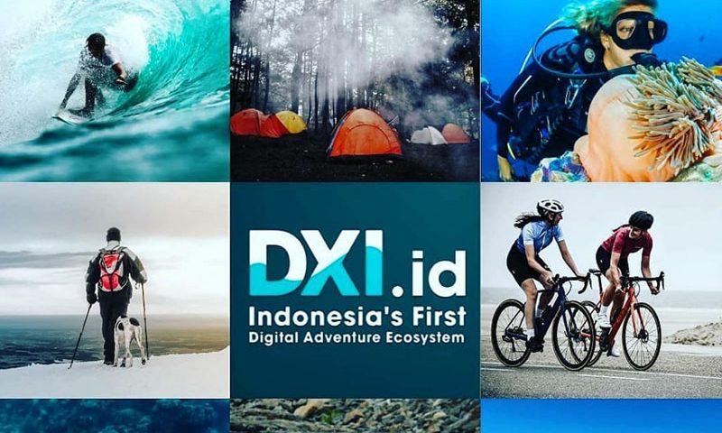 DXI.id, Platform Ekosistem Petualangan Digital Pertama di Indonesia