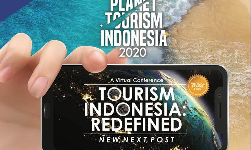 Planet Tourism Indonesia 2020 Hadirkan 33 Pembicara Internasional