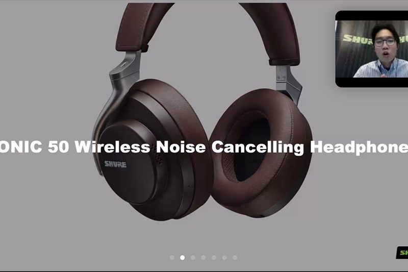 AONIC 50 Wireless Noise Cancelling