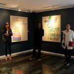 ARTOTEL Thamrin Jakarta Kembali Hadirkan Pameran Seni Secara Langsung