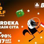 Bazar Buku Big Bad Wolf Hadir Kembali Secara Online di Tokopedia