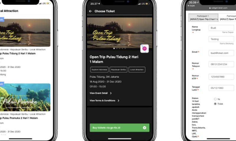 Gojek dan MASATA Luncurkan Inovasi Terbaru untuk Pengelola Wisata dan Atraksi