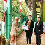 Fraser Residence Sudirman Jakarta Berbagi Hewan Kurban