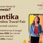 Berburu Hotel Murah di Santika Online Travel Fair