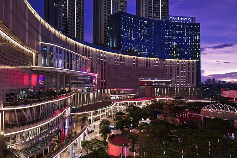 Pullman Hotel Jakarta Central Park
