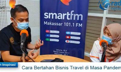 Asita Sulawesi Lakukan Simulasi Protokol Kesehatan Untuk Tour Inbound