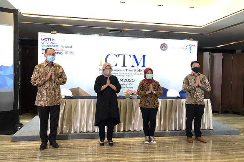 Indonesia Corporate Travel and MICE