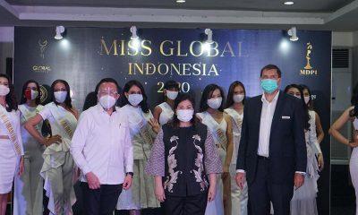 Miss Global Indonesia 2020 digelar di grandkemang Jakarta