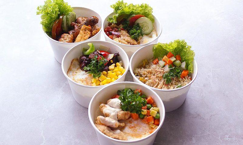 Menu Nikmat dan Praktis Rice Bowl To Go dari Mercure Serpong Alam Sutera